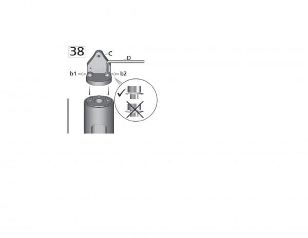 Adapter FloorStand 8 C/A32-46